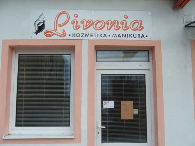 LIVONIA - KOZMETIKA - MANIKÚRA